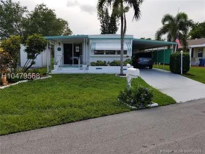 Davie Single Family Home For Sale