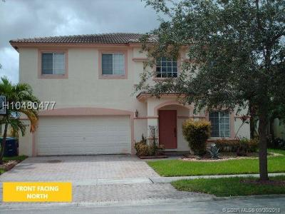 Miramar Single Family Home For Sale: 12808 SW 47th St