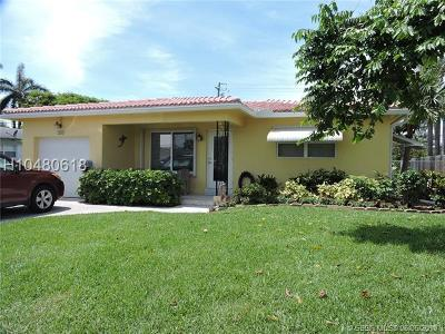 Dania Beach Single Family Home For Sale: 205 SE 3rd Ter