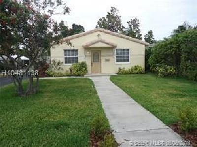 Hollywood Multi Family Home For Sale: 2435 Fillmore