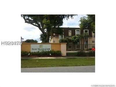 Dania Beach Condo/Townhouse For Sale: 500 NE 2nd St #308
