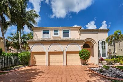 Miramar Single Family Home For Sale: 5091 SW 158th Ave
