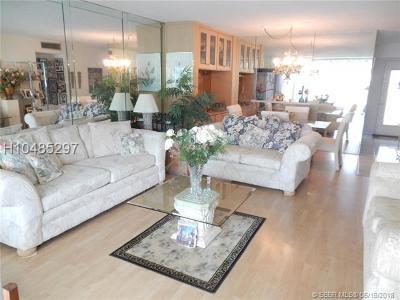 Dania Beach Condo/Townhouse For Sale: 324 SE 10th St #201