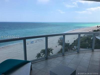 Sunny Isles Beach Condo/Townhouse For Sale: 18683 Collins Ave #801