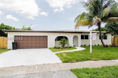 Fort Lauderdale Single Family Home Backup Contract-Call LA: 784 Pennsylvania