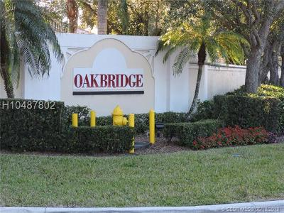 Fort Lauderdale Condo/Townhouse For Sale: 4955 SW 32 Ave #165