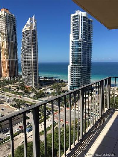 Sunny Isles Beach Condo/Townhouse For Sale: 210 174th St #2316