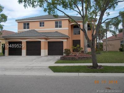 Weston Single Family Home For Sale: 1083 Chenille