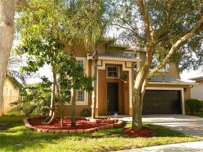 Weston FL Single Family Home For Sale: $599,900