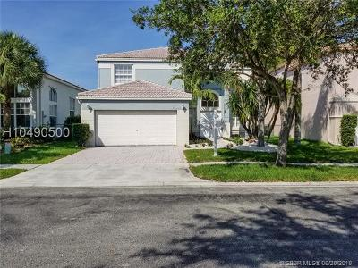Pembroke Pines Single Family Home For Sale: 1508 NW 159th Ave