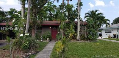 Dania Beach Single Family Home Backup Contract-Call LA: 226 NE 5th Ave