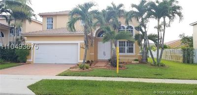 Miramar Single Family Home For Sale: 5348 SW 132nd Ave