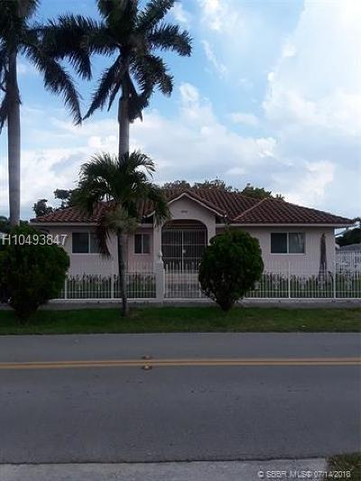 Hallandale Single Family Home Backup Contract-Call LA: 800 NE 4th St