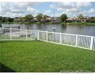 Pembroke Pines Single Family Home Active With Contract: 12062 NW 13th St
