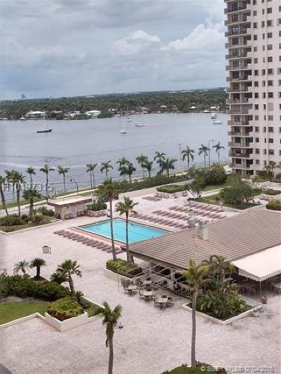Hollywood Condo/Townhouse For Sale: 1201 S Ocean Dr #1201S