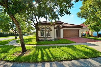 Miramar Single Family Home Backup Contract-Call LA: 5017 SW 134th Ave