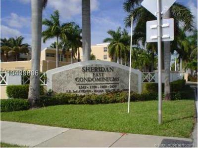 Dania Beach Condo/Townhouse For Sale: 1341 SE 3rd Avenue #202