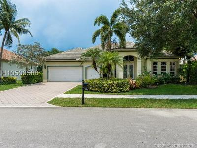 Davie Single Family Home For Sale: 3840 E Lake Estates Dr