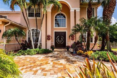 Miramar Single Family Home Backup Contract-Call LA: 18677 SW 24 Street