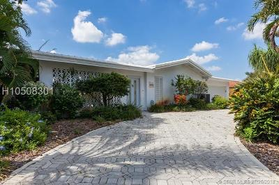 Fort Lauderdale FL Single Family Home For Sale: $685,000