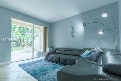Cooper City Single Family Home For Sale: 4175 Tree Tops Rd