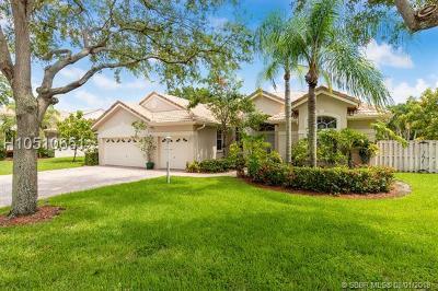 Davie Single Family Home For Sale: 16300 Erie Pl