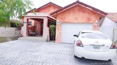 Hialeah Single Family Home For Sale: 187 W 50th St