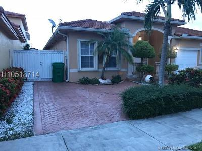 Hialeah Single Family Home For Sale: 14821 NW 88th Ct