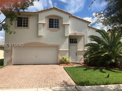 Miramar Single Family Home Backup Contract-Call LA: 12815 SW 47th St