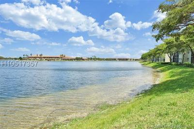 Pembroke Pines Condo/Townhouse For Sale: 1500 SW 131st Way #206N