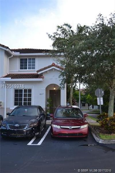 Miami Gardens FL Condo/Townhouse For Sale: $235,000
