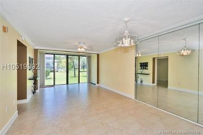 Pembroke Pines Condo/Townhouse For Sale: 12650 SW 15th St #106F