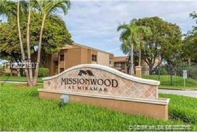 Miramar Condo/Townhouse Backup Contract-Call LA: 2913 E Missionwood Ln #B-II