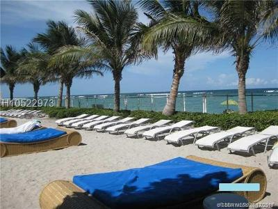 Hollywood Condo/Townhouse For Sale: 3001 S Ocean Dr #1019