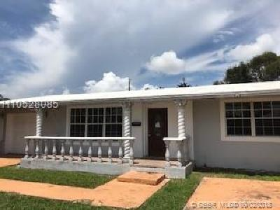 Miramar Single Family Home For Sale: 7825 Madeira St