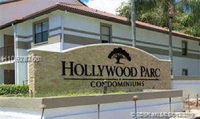 Hollywood Condo/Townhouse For Sale: 520 S Park Rd #12-16
