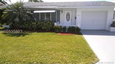 Single Family Home For Sale: 4912 NW 52nd Ct