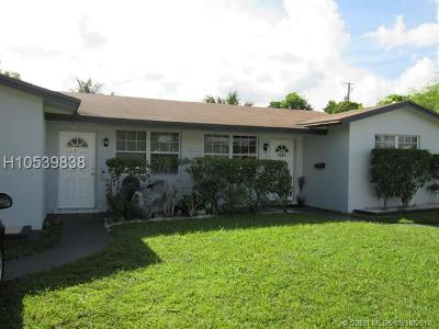 Lauderhill Multi Family Home For Sale: 1431 NW 58th Ave