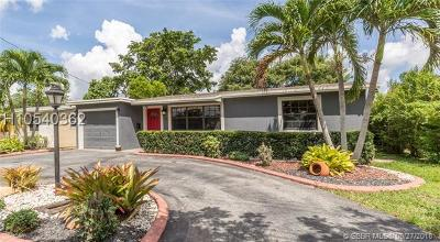 Cooper City Single Family Home For Sale: 9205 SW 49th Pl