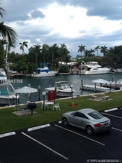 Fort Lauderdale FL Condo/Townhouse For Sale: $179,500