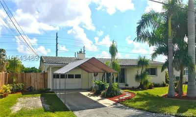 Fort Lauderdale FL Single Family Home For Sale: $459,000