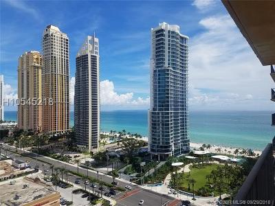 Sunny Isles Beach Condo/Townhouse For Sale: 210 174th St #2117