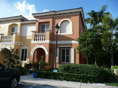 Miramar Condo/Townhouse For Sale: 8919 SW 18th St #407