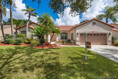 Cooper City Single Family Home For Sale: 4045 Augusta Ave