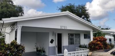 Tamarac Single Family Home For Sale: 2721 NW 55 St