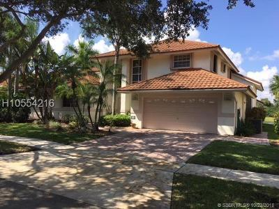 Pembroke Pines Single Family Home For Sale: 1508 NW 183 Terrace