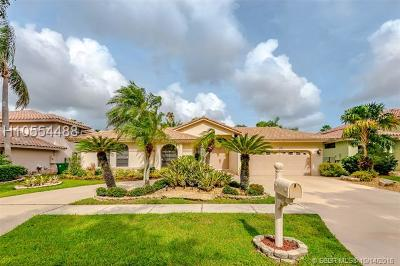 Cooper City Single Family Home For Sale: 3443 Madrid Ave