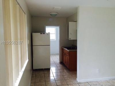 Dania Beach Multi Family Home For Sale: 125 NW 12th Ave