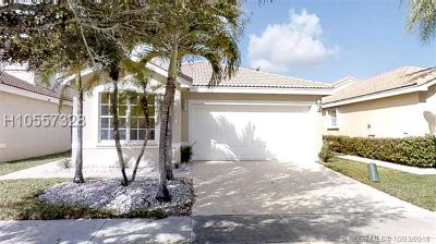 Miramar Single Family Home For Sale: 2058 SW 175th Ave