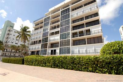 Hollywood Condo/Townhouse For Sale: 851 N Surf Rd #403